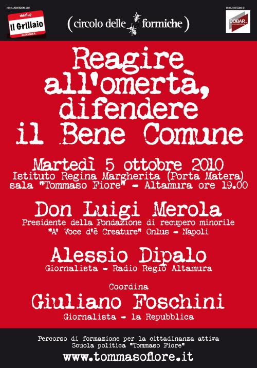 Enzo Colonna  Il blog  - Pagina 131 di 217 - Altamura, la