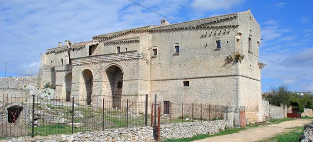 Masseria Jesce, Altamura